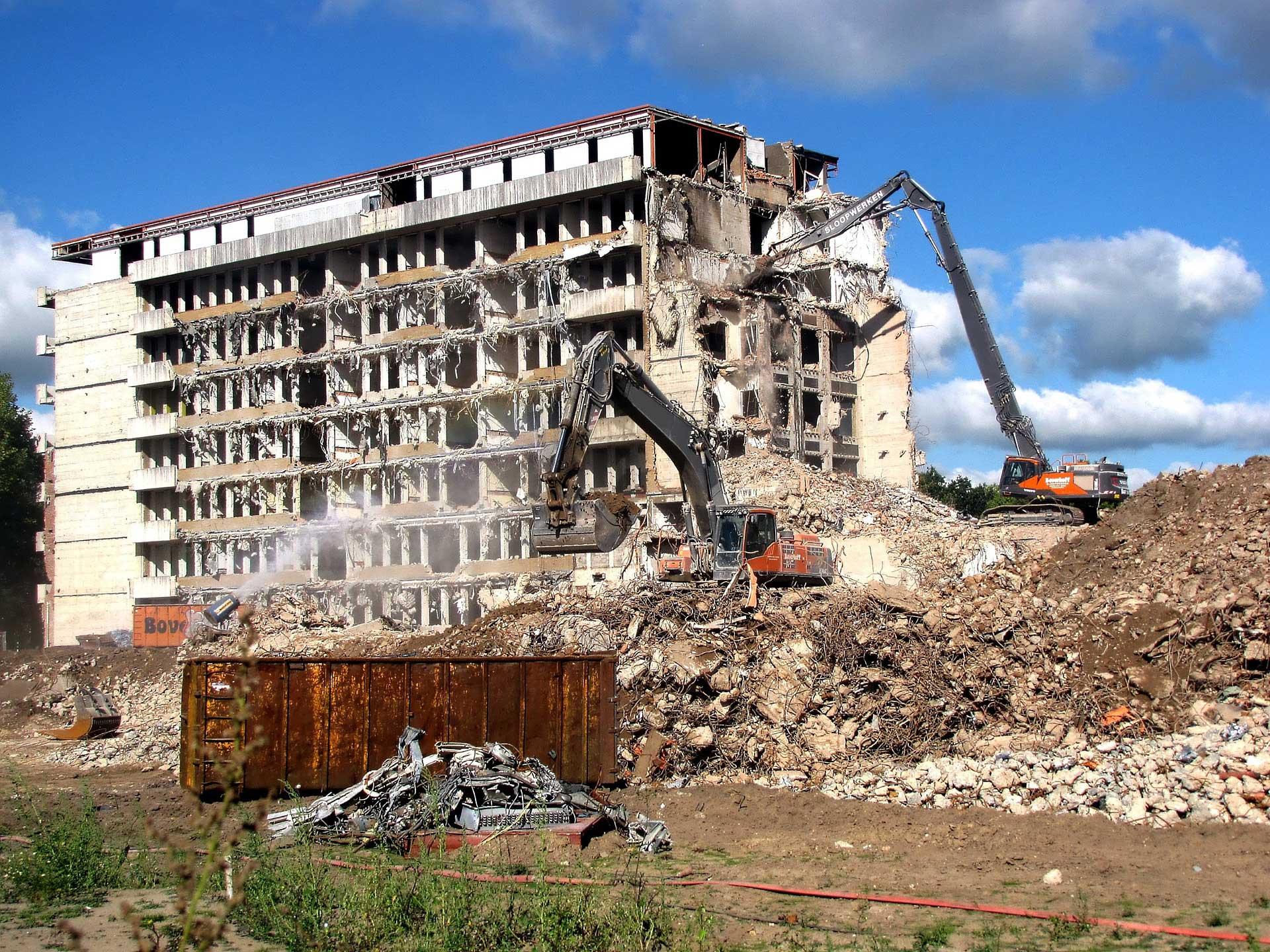 demolition immeuble ile de france