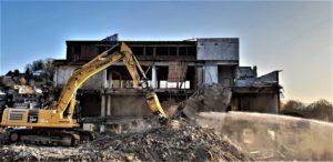 entreprise demolition ile de france